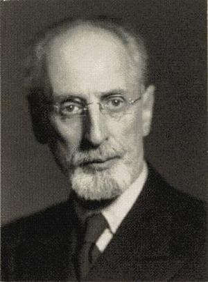 Eli Heckscher . Foto: Wiki Commons
