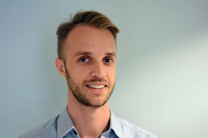 Marcus Kardelo, projektledare Entreprenörskapsforum.
