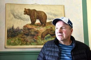 Lennart Mattsson är som en encyklopedi vad gäller Älvdalen.