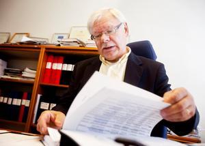 Sten Ekström efterlyser bättre internkontroll. Bild: Johan Engman
