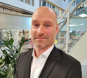 Henrik Källåker, regionchef Victoria Park.