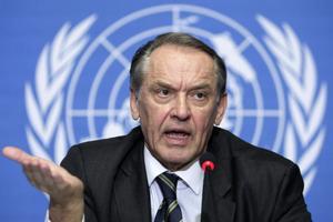 Jan Eliasson var för gammal för att bli Socialdemokraternas ordförande, men inte för att bli vice generalsekreterare för FN i New York.