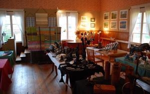 Bjursås Gille har arrangerat utställningar varje år sedan starten 1985. Foto:Privat