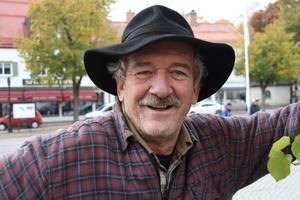 Curt Edwertz, från arrangörsförening Familjens hus.