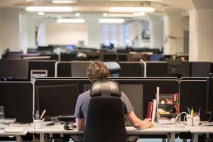 Den, ibland, ensidiga fokuseringen på stöd till nystartade företag verkar inte ge avsedda effekter på sysselsättningen, särskilt inte på längre sikt, skriver debattförfattarna. Arkivbild: Vidar Ruud/TT