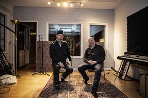 Martin von Schmalensee och Per Wikström är starka två musiknamn.
