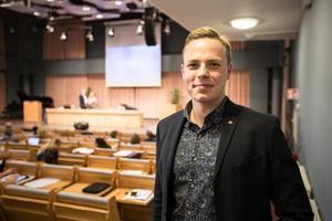 Sebastian Karlberg (S):