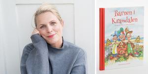 """Emelie Sjölander är en av författarna bakom boken """"Barnen i Kramdalen"""". """"Vi måste lära våra barn vad som är rätt och fel, vad som är kroppens privata delar och vad det konstiga ordet integritet betyder"""
