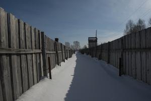 Ett museum i Perm i Ryssland, till minne av de fångar som under Sovjettiden skickades till läger i Gulag. Hundratusentals arkebuserades och miljoner dog av det hårda arbetet eller dukade under i sjukdomar.
