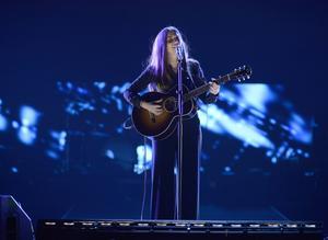 Den 30 januari intar Melissa Horn Kulturhusets stora scen i Bollnäs. Foto: Jessica Gow / TT