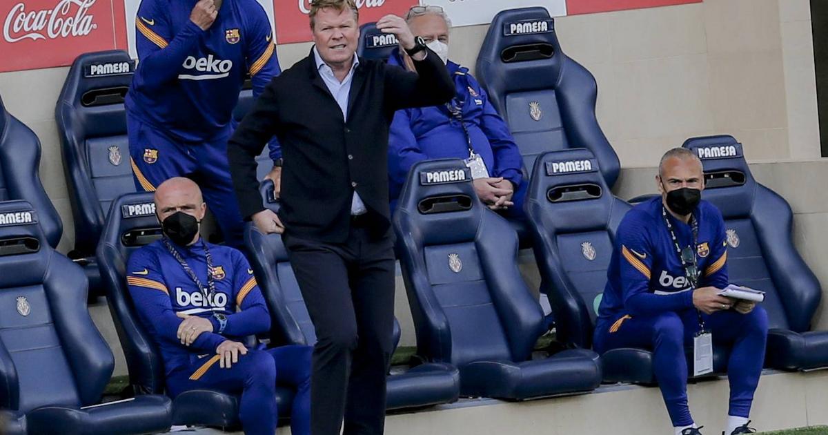 Koeman sitter säkert – kvar i Barcelona