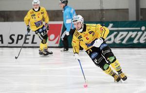 Vadim Arkhipkin – i dag den främste fartspelaren i ett Broberg.