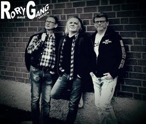 21.30 spelar Rory and the Gang på stora torget.  Ett band som kulturchef Harry Lehto tror många Hedemorabor kommer att uppskatta.