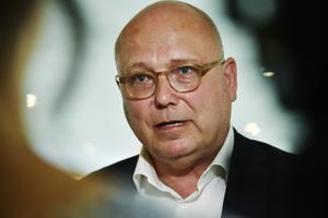 Magnus Ranstorp. Foto: Susanna Persson Öste  / TT