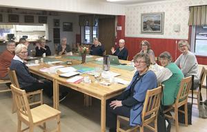 Röda Korsets Samverkansråd i Härjedalen diskuterade verksamhet och utveckling. Foto: Ann-Charlotte Gjöthlén