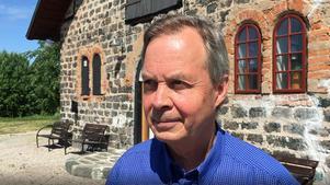 Skogsägaren Karl Hedin  tycker att äganderätten börjar urholkas på grund av  skydd av nyckelbiotoper och annat.