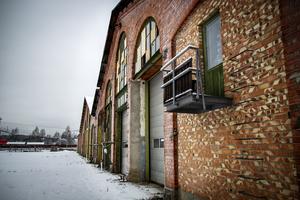 Bandyhallen är tänkt att ligga på SJ-området i Bollnäs.