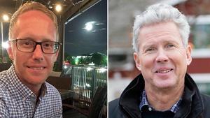 Tobias Ekman och Ulf Broman är de nya krögarna till Galtströms Café och restaurang.