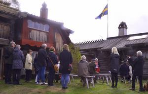 Gustaf Ankarcrona skulle fyllt 150 år i lördags. Foto: Läsarbild