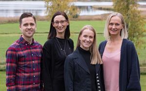 Simon Wämmerfors, Eva Dobreff, Anna-Sofia Gahnfelt och Anna Wikblom är några av solisterna när Mozart framförs i Olaus Petri kyrka.