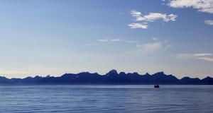 Vill du simma runt Lofoten? Nu finns resan.