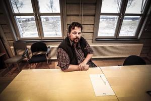 Fredrik Nilsson, facklig ordförande i Hackås, hoppades på en annan lösning för OpusCapita.