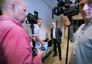 Ingvar Backman är den misstänkte 44-åringens advokat.Arkivfoto