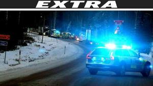 En man i 55-årsåldern från Sundsvalls kommun omkom i olyckan.