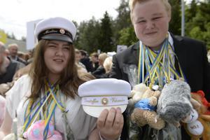 Madeléne Nilsson och Christoffer Vikander.