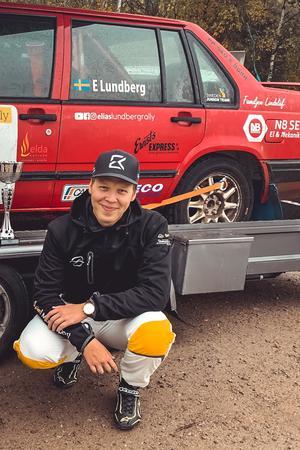 Elias Lundberg. Foto: Privat