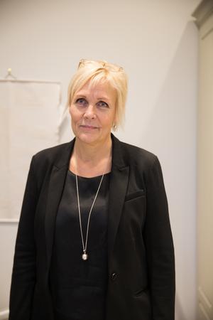 Lokalbehovet är tillgodosett i och med paviljongerna, säger Susanne Englund, kommunens utbildningschef.