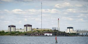 Både Moderaterna och Kristdemokraterna vill tvinga Vattenfall att driva Ringhals 1 och 2 vidare, trots att företaget inte vill detta. Det visar tydligt att partiernas inställning till kärnkraften i första hand är taktisk och handlar om att locka röster i EU-valet.   Foto: Björn Larsson Rosvall, TT.