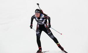 Ella Halvarsson var på pallen båda dagarna i D 20–22.