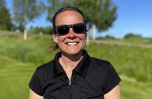Linda Blom – glad golfare!