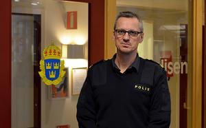 Polisen Henrik Blusi känner igen bilden av att internationella ligor ligger bakom ökningen av stöldbrott.