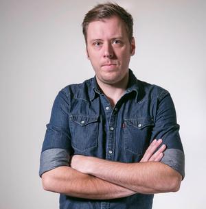 Henrik Johansson är grundare av den antirasistiska sajten Inte rasist, men.