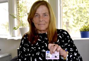 Ulla Wilhelmsson tog sitt första körkort vid fyllda 64.
