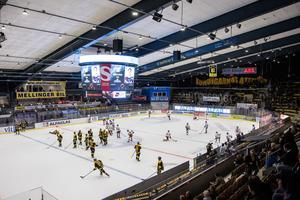 ABB Arena nord. FOTO: Bildbyrån