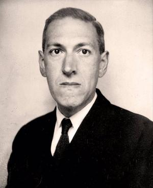 H. P. Lovecraft1934. Foto: Lucius B. Truesdell