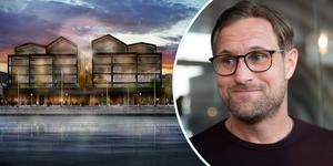 I går såldes den sista lägenheten i Markus Näslunds storbygge, Strandkajen, i Örnsköldsvik.