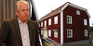 Ljusdals kommuns fastighetschef Anders Berg anser att kommunstyrelsen bör klubba försäljningen av före detta kommunhuset – även kallat Föreningarnas hus, i Färila.
