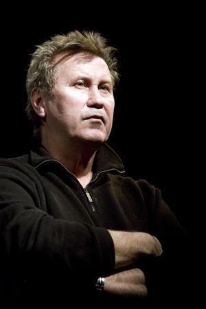 Regissören och dramatikern Martin Lindberg.