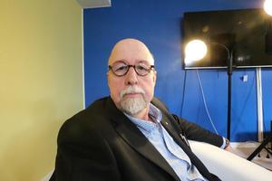 – Det ska vara bra för alla som bor här, svarar Benny Rosengren på frågan om sitt idealsamhälle.