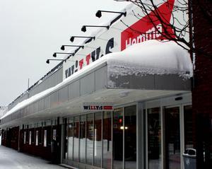 Willys i Timrå.