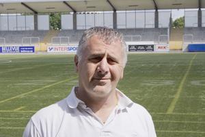 Gebro Akpinar, som kommer att vara huvudtränare och sportsligt ansvarig i Syrianska.
