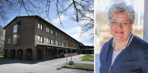 Moderaterna i Borlänge har bråkat för öppen ridå, röstat olika i kommunfullmäktige och lagt budgetförslag som bryter mot lagen, skriver Mari Jonsson (S).