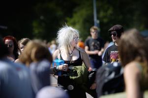 2006. Borlänge invaderas av 5 000 campare i början av juli när festivalen återigen äger rum.