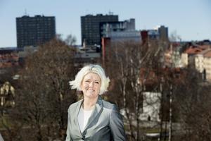 Jeanette Berggren, vd Örebroporten.