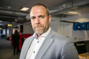 Anders Wennerberg, kommundirektör i Östersunds kommun.