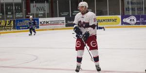 Nicklas Larsson levererade ett mål och en assist.